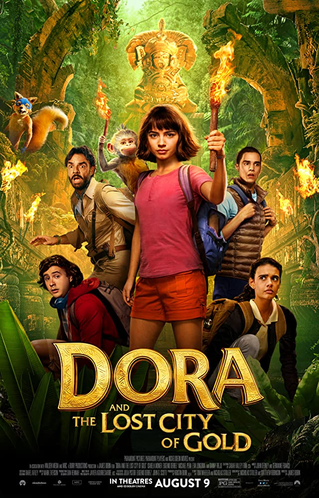 فيلم Dora and the Lost City of Gold 2019 مترجم