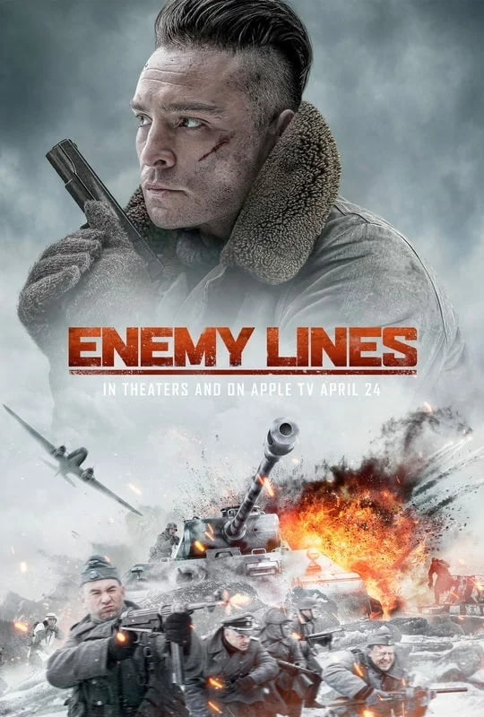 فيلم Enemy Lines 2020 HD مترجم