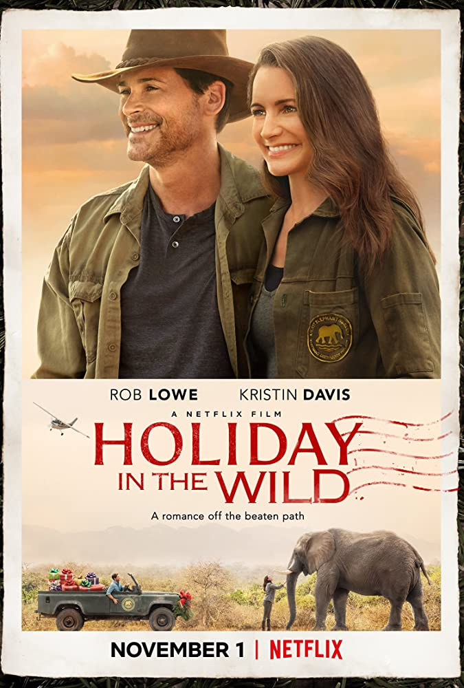 فيلم Holiday in the Wild 2019 مترجم