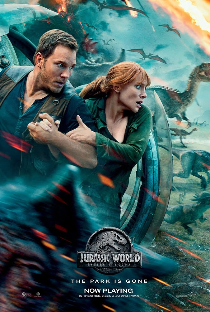 فيلم Jurassic World 2018 HD مترجم