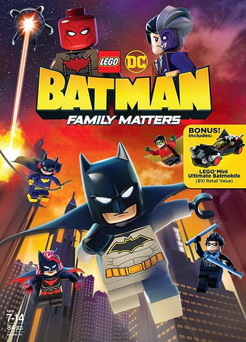 فيلم LEGO DC- Batman – Family Matters 2019