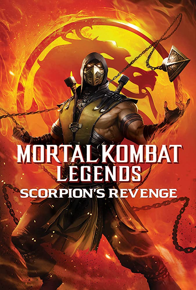 فيلم Mortal Kombat Legends- Scorpions Revenge 2020
