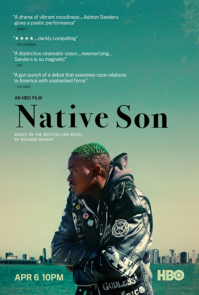 فيلم Native Son 2019 HD مترجم