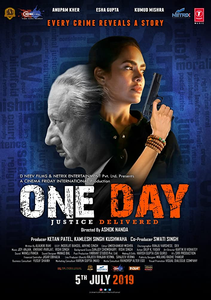 فيلم One Day- Justice Delivered 2019 HD مترجم
