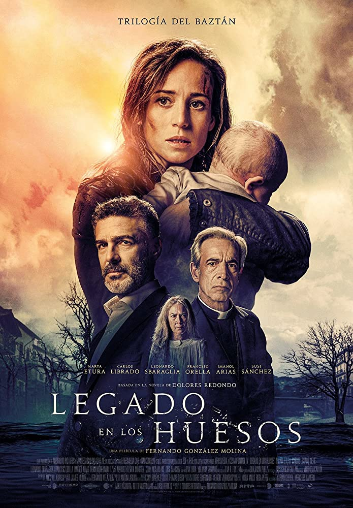 فيلم The Legacy of the Bones 2019 HD مترجم
