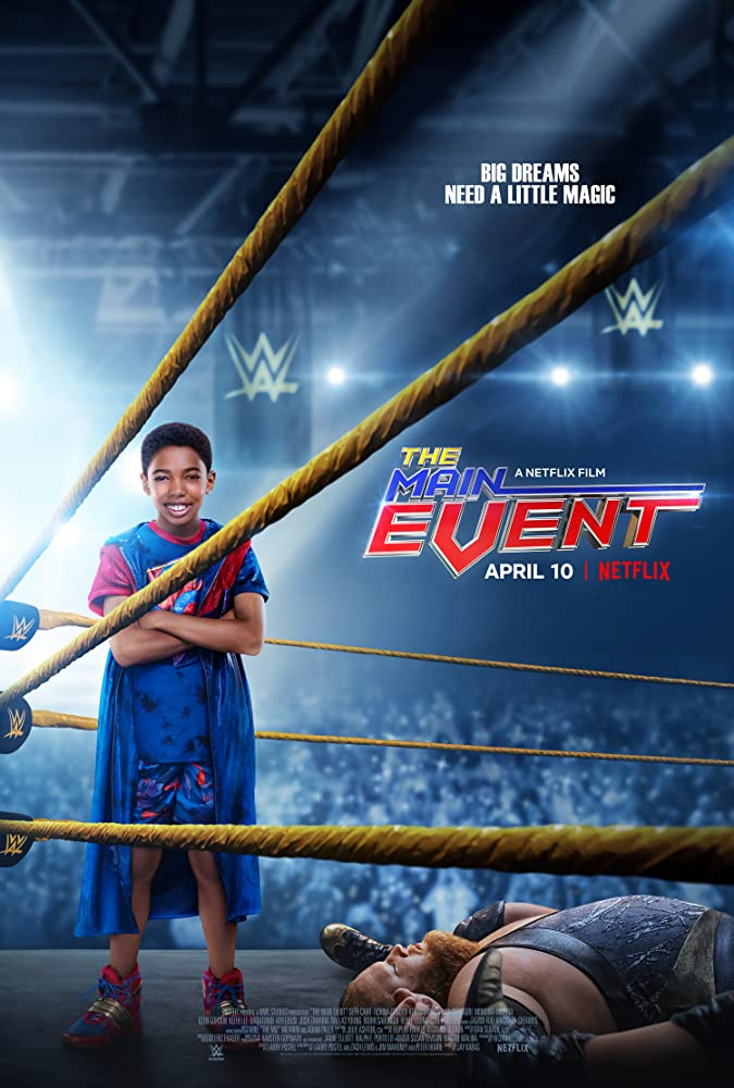 فيلم The Main Event 2020 HD مترجم