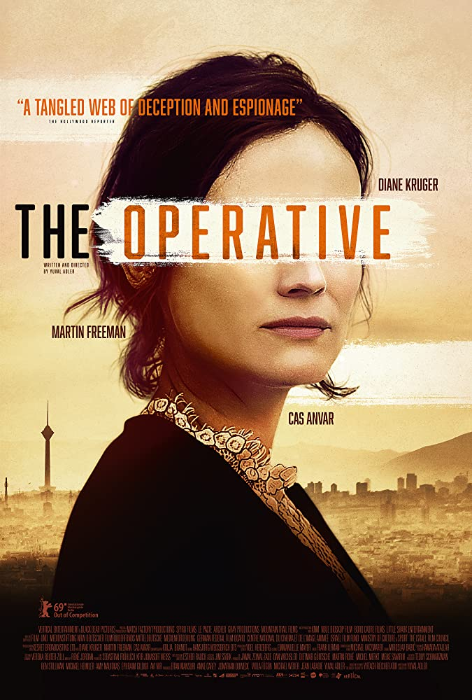 فيلم The Operative 2019 HD مترجم