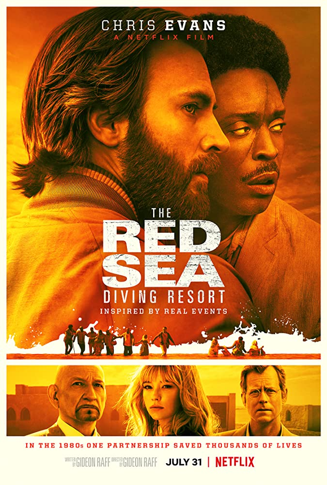 فيلم The Red Sea Diving Resort 2019 مترجم