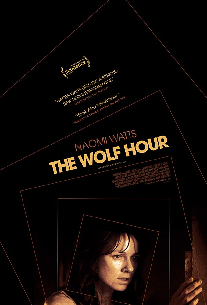 فيلم The Wolf Hour 2019 HD مترجم
