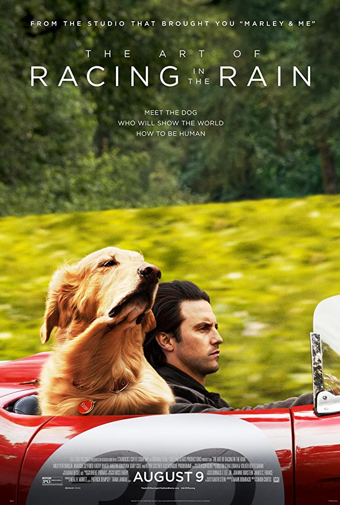 فيلم The Art of Racing in the Rain 2019 HD مترجم