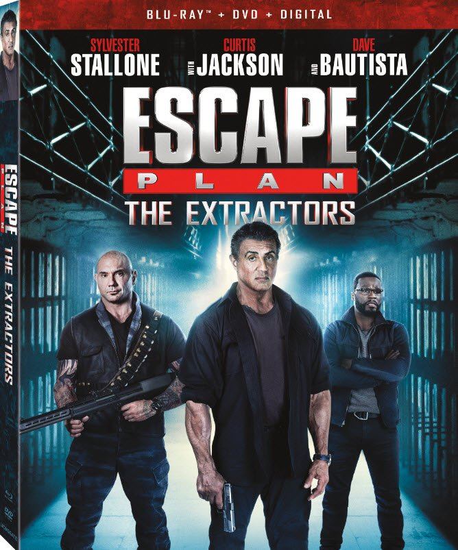 فيلم Escape Plan: The Extractors 2019 HD مترجم