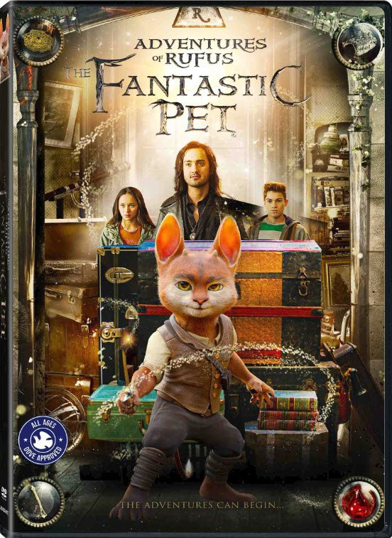 فيلم Adventures of Rufus- The Fantastic Pet 2020 HD مترجم