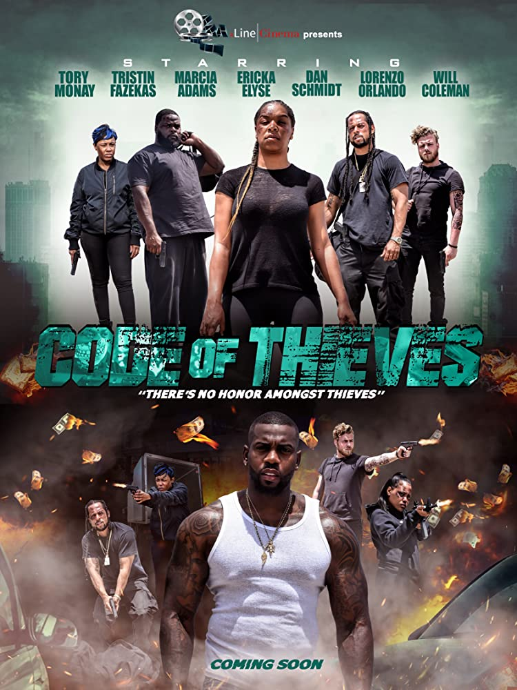 فيلم Code of Thieves 2020 HD مترجم