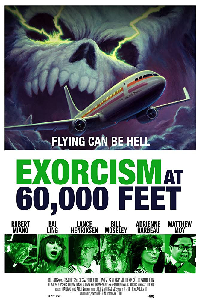 فيلم Exorcism at 60,000 Feet 2019 HD مترجم