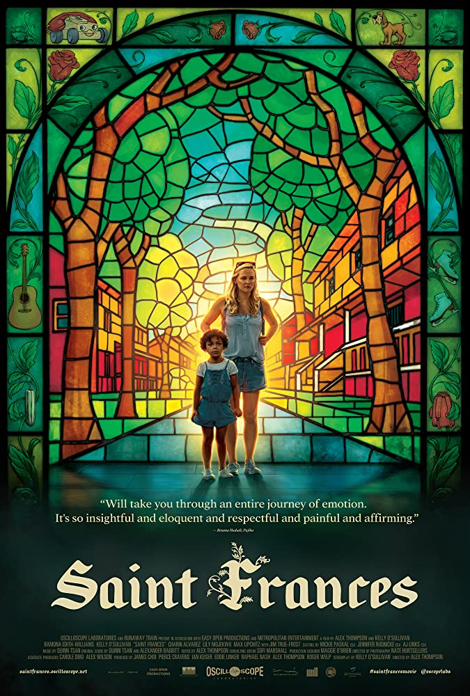 فيلم Saint Frances 2019 HD مترجم