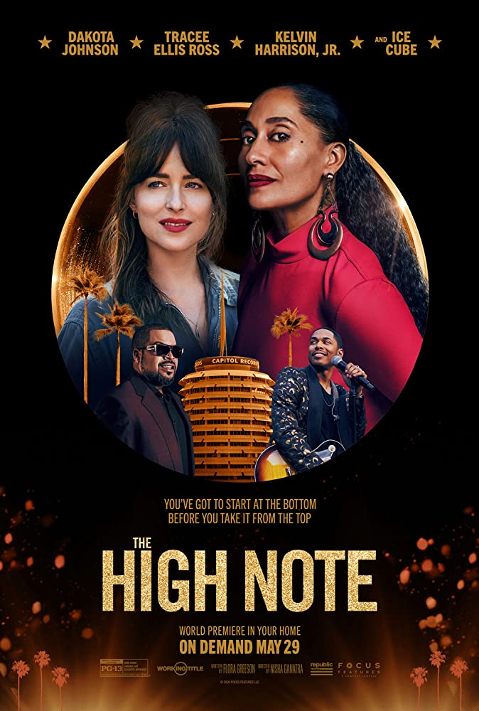 فيلم The High Note 2020 HD مترجم