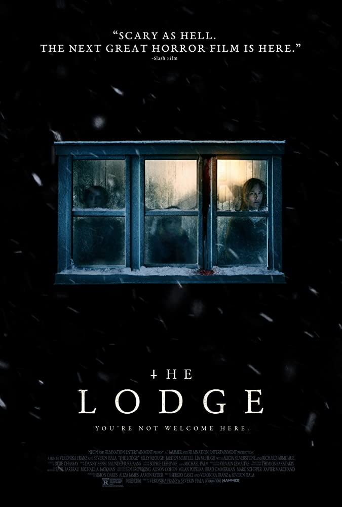 فيلم The Lodge 2019 HDمترجم