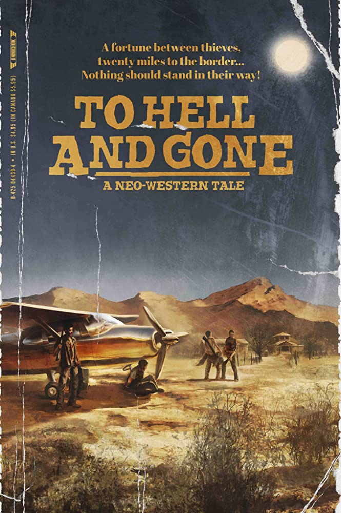 فيلم To Hell and Gone 2019 HD مترجم