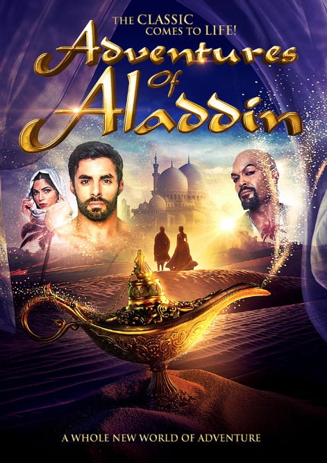 فيلم Adventures of Aladdin 2019 مترجم