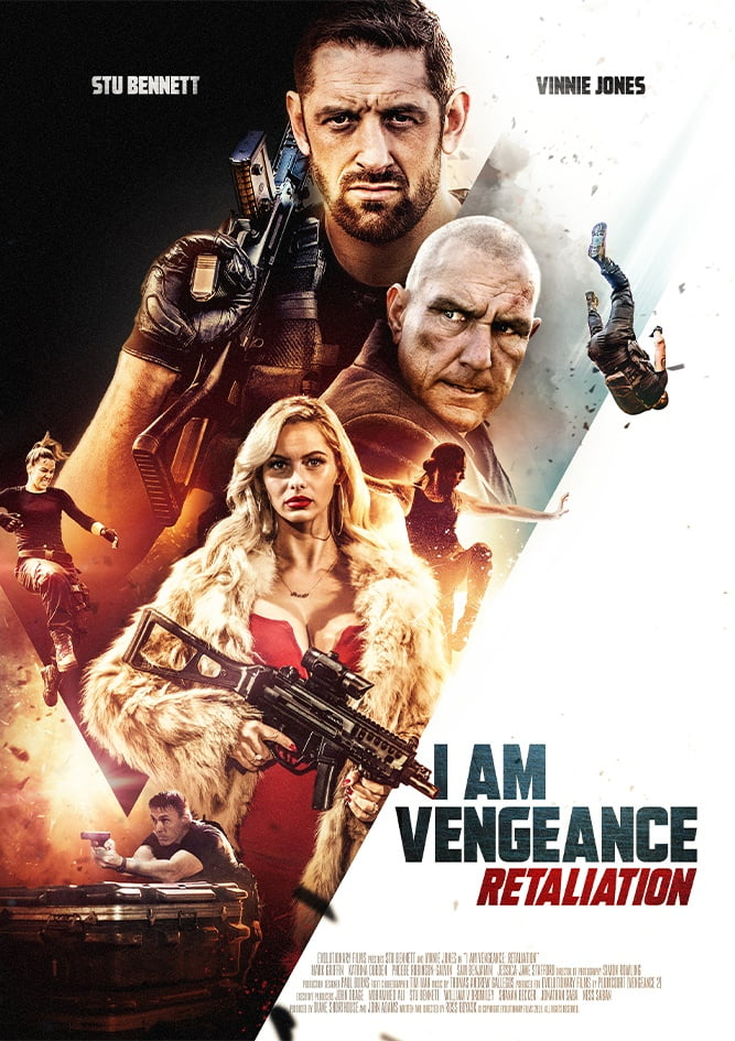 فيلم I Am Vengeance Retaliation 2020 مترجم
