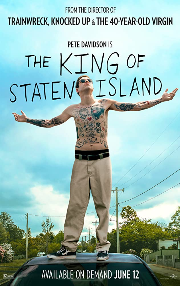 فيلم The King Of Staten Island 2020 مترجم