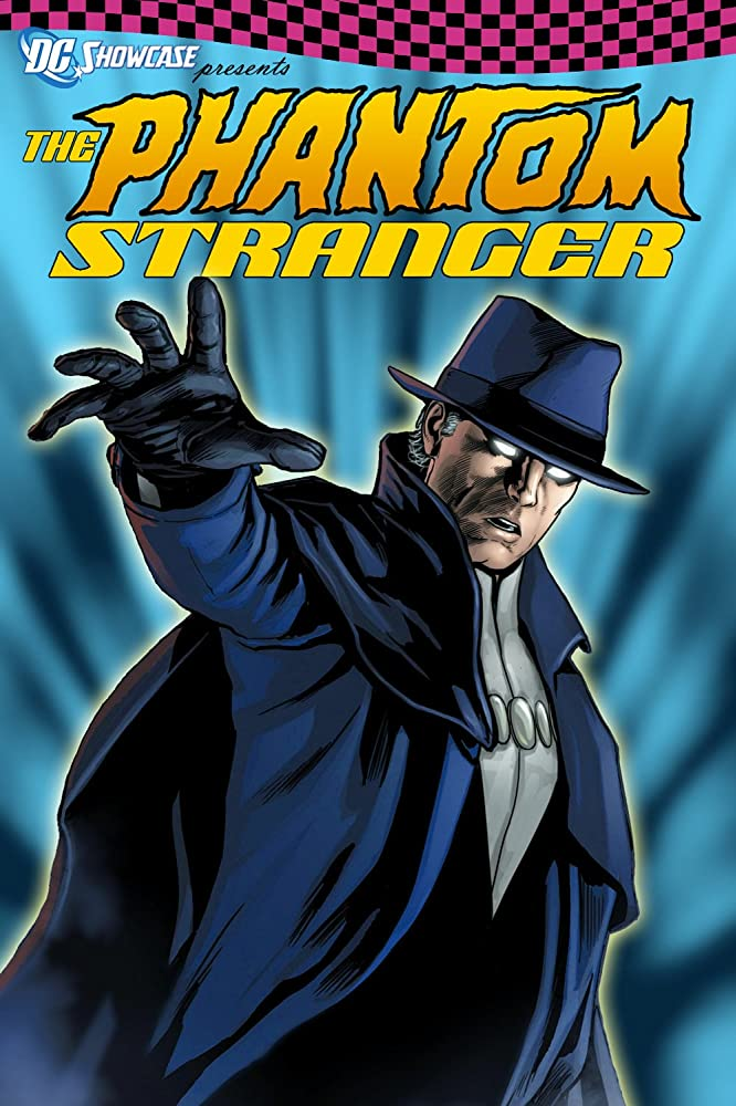 فيلم DC Showcase: The Phantom Stranger 2020 مترجم
