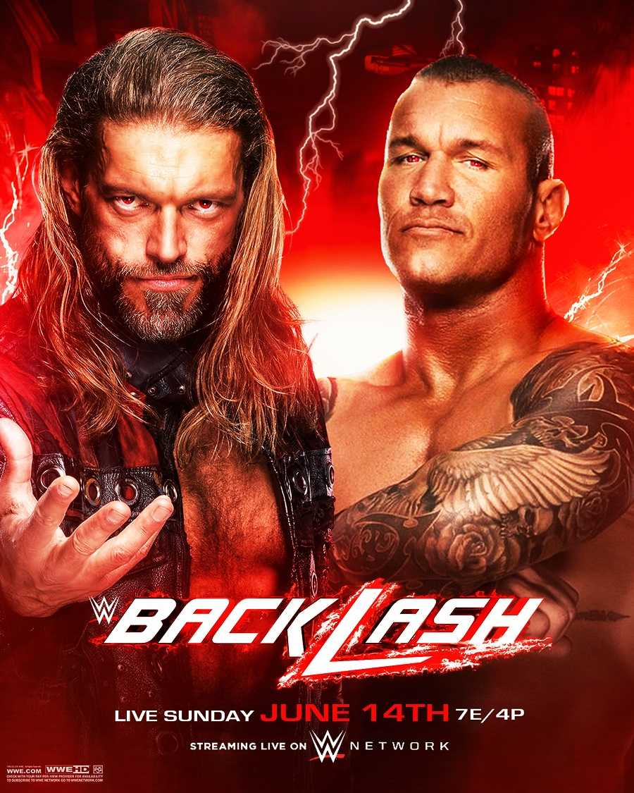 عرض باكلاش WWE Backlash 2020