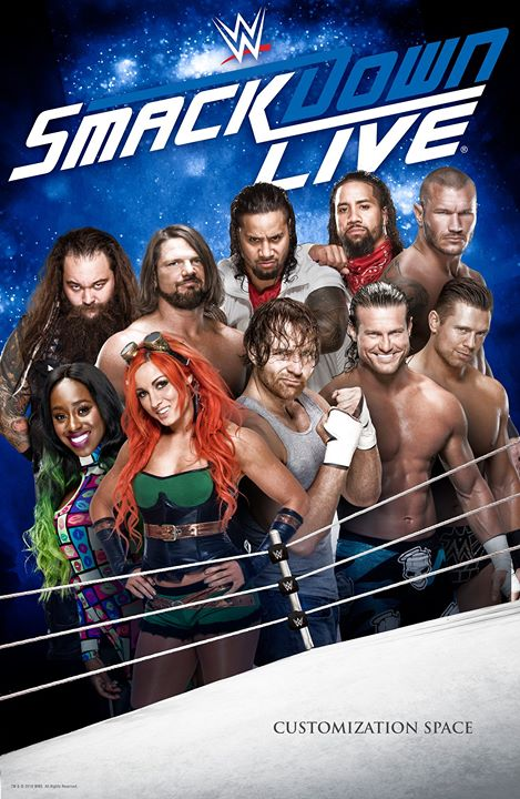 عرض WWE Smackdown 11.09.2020 مترجم