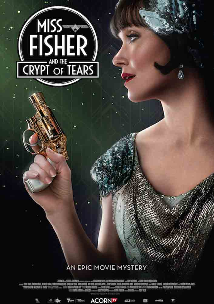 فيلم Miss Fisher and the Crypt of Tears 2020 مترجم