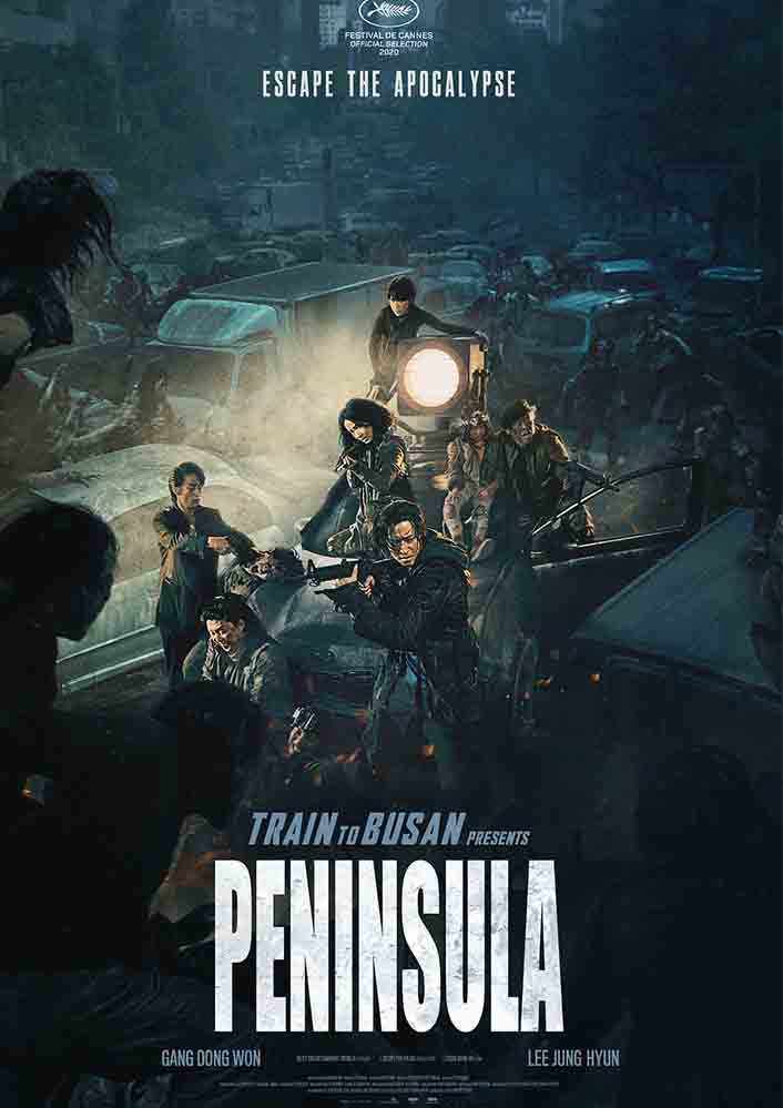 فيلم Peninsula – Train to Busan 2 2020 مترجم