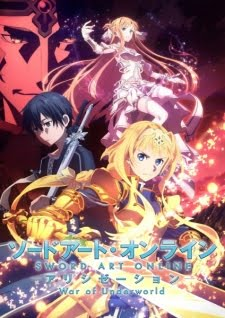 مسلسل Sword Art Online- Alicization – War of Underworld الحلقة 1