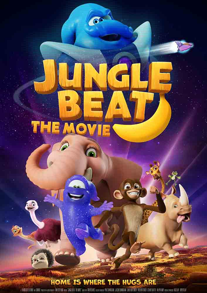 فيلم Jungle Beat- The Movie 2020 مترجم