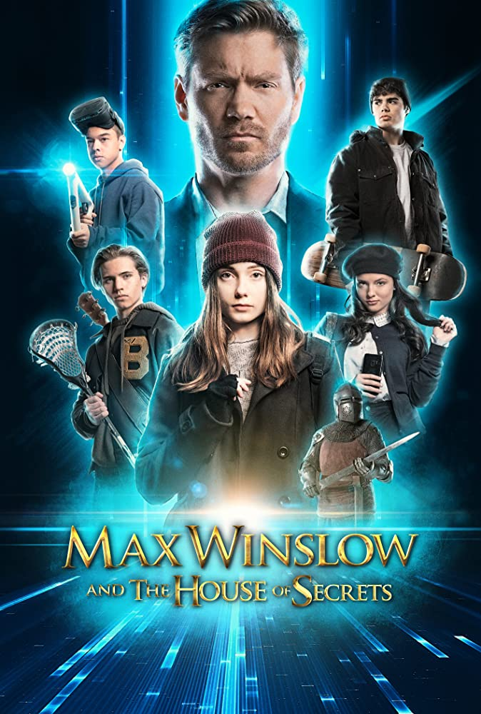 فيلم Max Winslow and the House of Secrets 2019 مترجم
