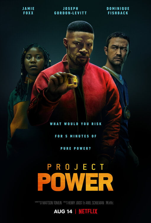 فيلم Project Power 2020 مترجم