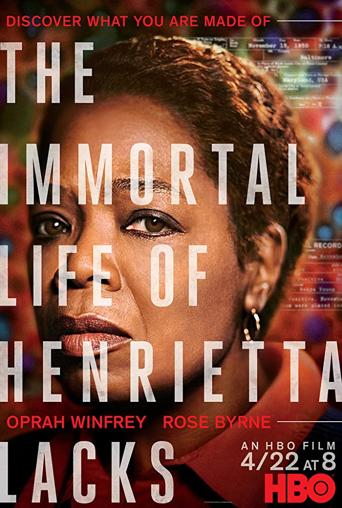 فيلم The Immortal Life Of Henrietta Lacks 2017 مترجم