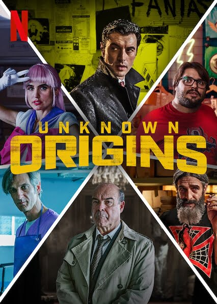 فيلم Unknown Origins 2020 مترجم