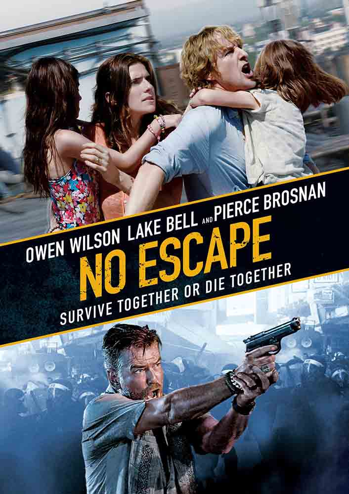 فيلم No Escape 2020 مترجم