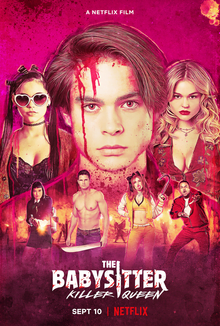فيلم The Babysitter- Killer Queen 2020 مترجم