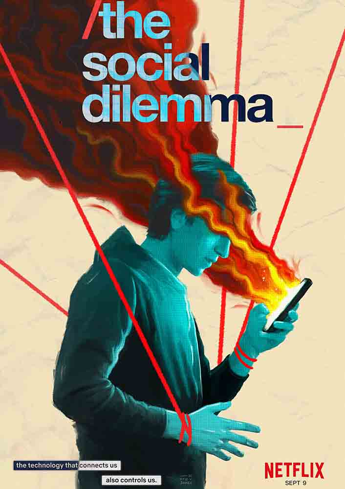 فيلم The Social Dilemma 2020 مترجم