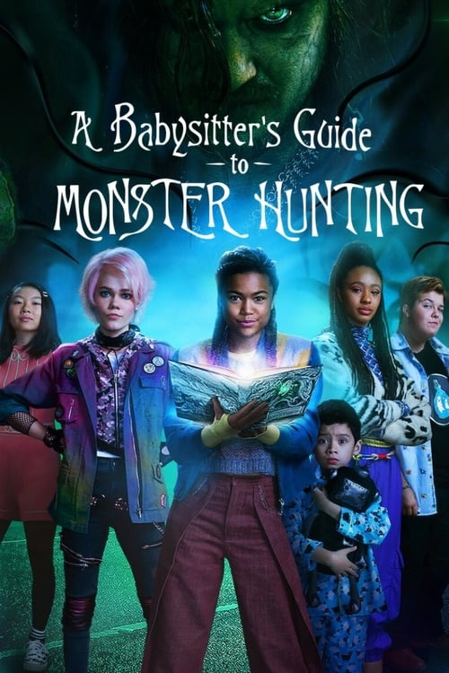 فيلم A Babysitter's Guide to Monster Hunting 2020 مترجم اون لاين