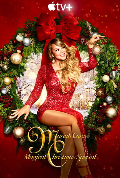 فيلم Mariah Carey's Magical Christmas Special 2020 مترجم