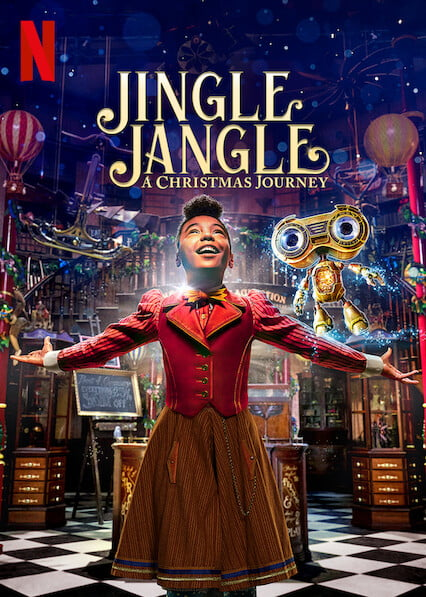 فيلم ingle Jangle A Christmas Journey 2020 مترجم